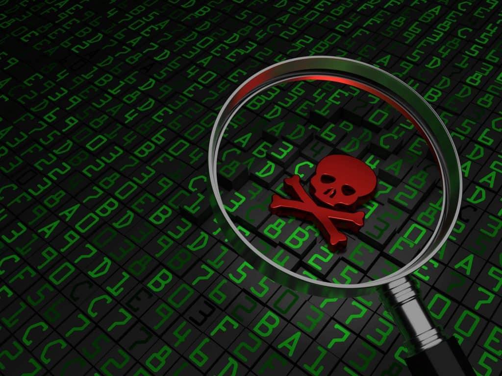 riscos com ransomware