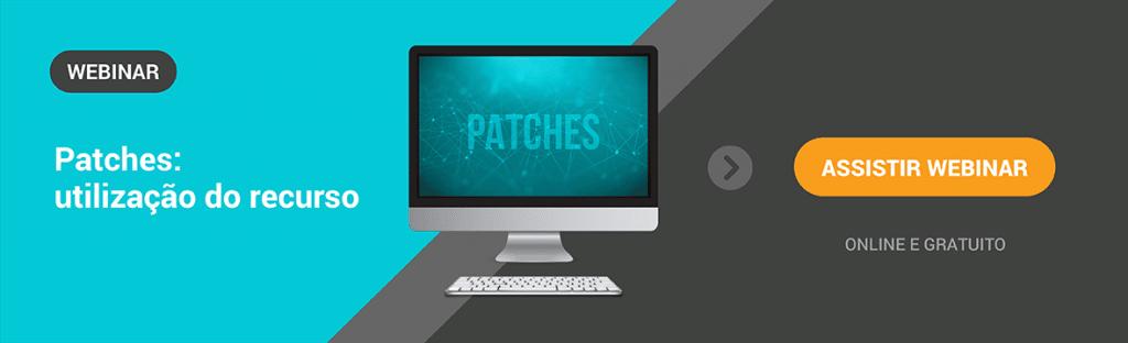 Patches: Utilização do recurso